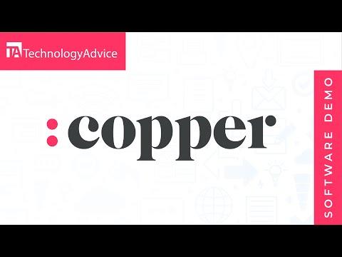 Copper CRM Demo