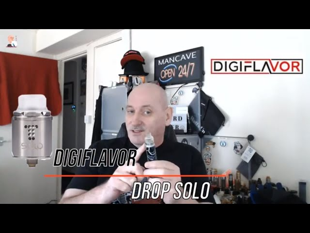 Digiflavor & TVC Drop Solo