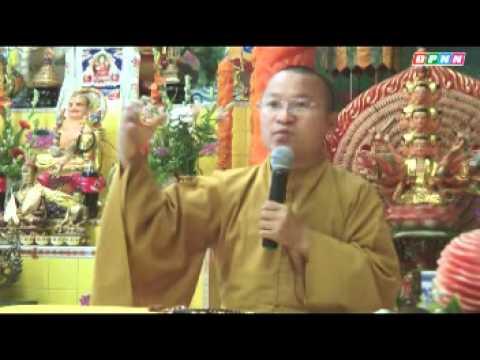 Nuôi dưỡng tâm bồ-đề 1: Yêu cần nhận thức và tâm lý (25/6/2011)