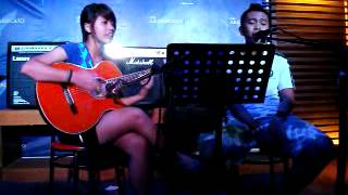 Beating the red lights - Wag na lang (acoustic version) (Original)