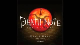 [Audio] Zankoku na Yume (reprise) -Death Note the Musical
