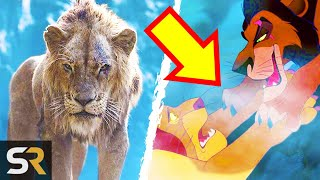 25 Things You Missed In Disney's The Lion King (2019)