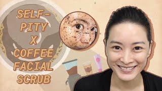 SELF-PITY X COFFEE FACIAL SCRUB