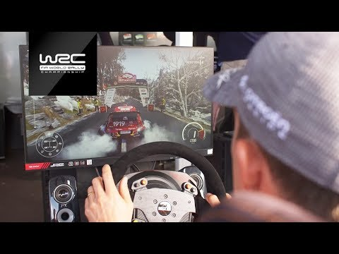 2019 eSports WRC World Final announcement