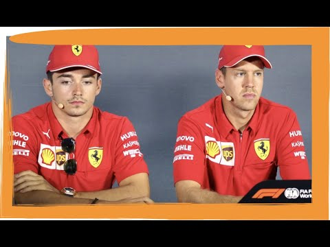 Image: Are Ferrari having problems before the 2020 Formula 1 season starts?
