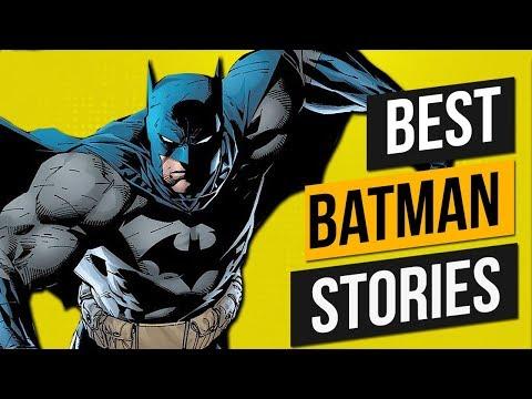 Best Batman Stories