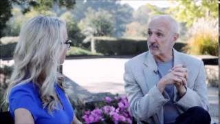 Michael Gross celebrity caregiver and Dona Branch-Richoux friends for over 25 years!