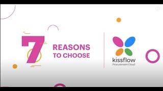 Kissflow Procurement Cloud video