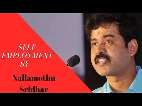 Look for Opportunities | Sridhar Nallamothu | TELUGU IMPACT Hyd Apr 2017