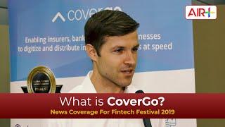 Video: Singapore FinTech Festival - CoverGo and the API advantage