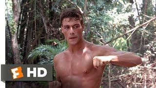 Kickboxer (4/10) Movie CLIP - Kick The Tree (1989) HD