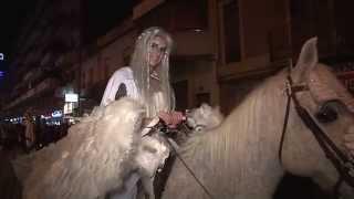 preview picture of video 'La cavalcada de Reis de Figueres canviarà el recorregut'