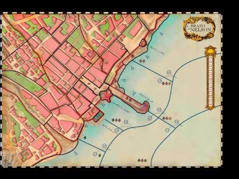 Evolution of map graphics
