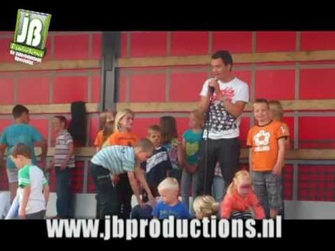 Jan Smit imitator en Look a Like  | JB Productions