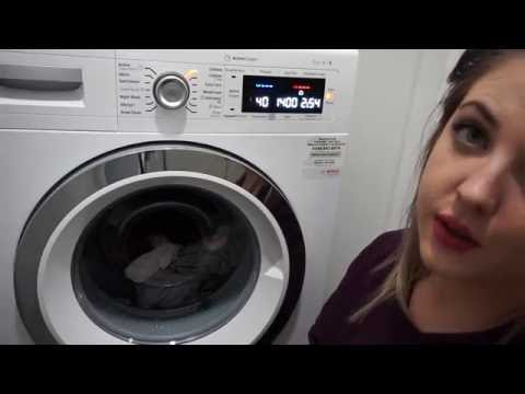 Bosch Serie 8 WAW28750GB Washing Machine Review