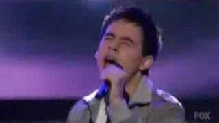 American Idol 7 Top 10 - David Archuleta - You're The Voice