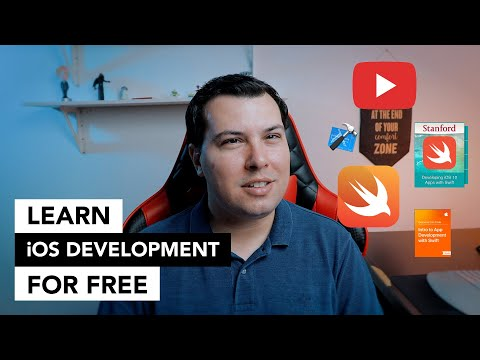 Learn iOS Development FOR FREE - Best courses and ... - YouTube