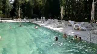 preview picture of video 'Health Spa Piešťany Slovakia - Hotel Balnea Esplanade and Palace'
