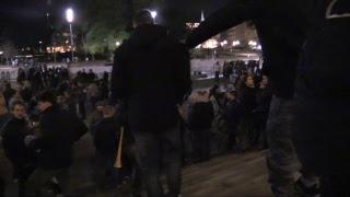 (KURIR TV) DAN ČETVRTI: Novi protest u Beogradu od 18 sati