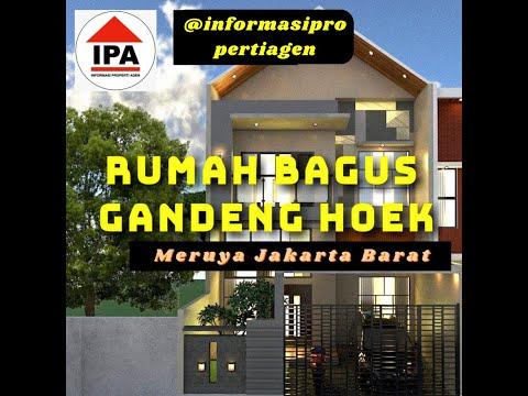 Rumah Dijual Cengkareng, Jakarta Barat 11730 8GYR0740 www.ipagen.com