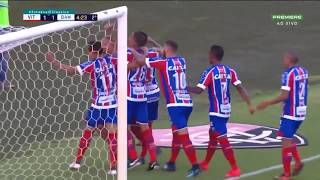 10 Red Cards Brazil Football Match Abandoned Vitoria Vs Bahia