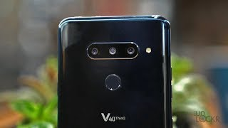 LG V40 ThinQ Complete Walkthrough: Three Cameras Done Better?