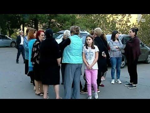 პოლიტკოვსკაიას 48 ნომერში მცხოვრებლები მერიას მიმართავენ