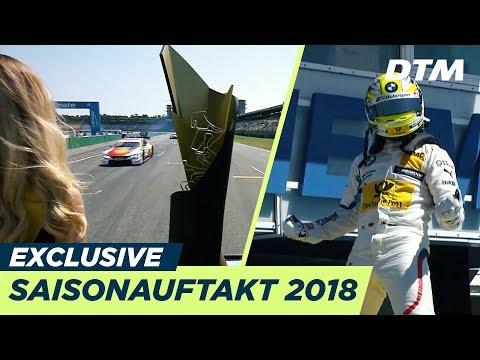 Saisonauftakt 2018 - Review Hockenheim - DTM Exclusive 2018