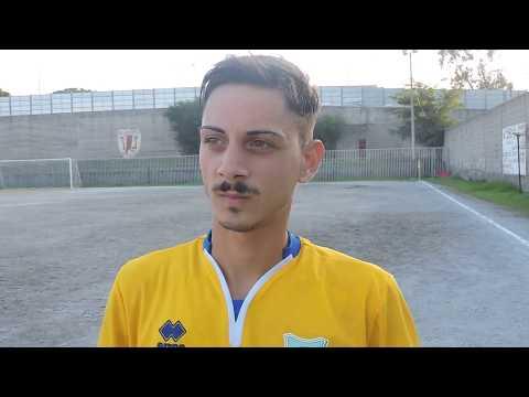 Calcio Furci - Nike Giardini 0-1: Intervista all'autore del gol-vittoria Salvo Cantarella.