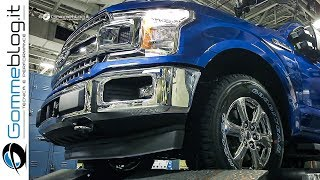 2020 Ford F-150 ASSEMBLY LINE (Usa Truck Factory)