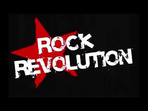 rock revolution wii youtube