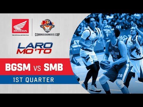 Finals G5: Ginebra vs. San Miguel – Q1 | PBA Commissioner's Cup 2018