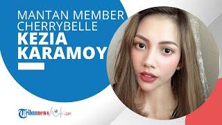 Profil Kezia Karamoy - Aktris Eks Girl Band Cherrybell Sekaligus Adik Kandung Aktris Angel Karamoy