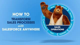 How to Transform Sales Processes with Salesforce Anywhere