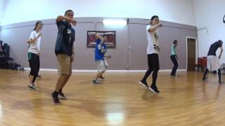 Dance with Me by 112 - Cole Lorenzo Choreography