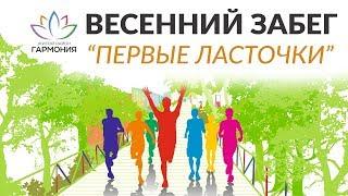 Весенний забег «Первые ласточки» в жр «Гармония». Михайловск. Строительная группа «Третий Рим»