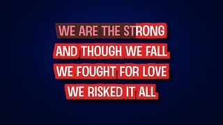 Light Up The Sky - Christina Aguilera | Karaoke LYRICS