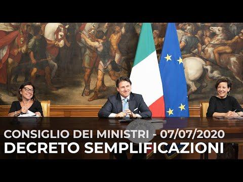 DL Semplificazioni in Gazzetta! - DL 76/2020