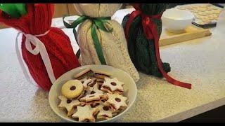 Vianočné pečivo s ríbezlovým džemom │Zuzana Machová