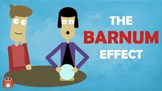 The Barnum Effect   Why People Believe In Astrology And Psychics