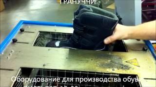 Вакуумный пресс для приклейки подошвы Iron Fox AS1800