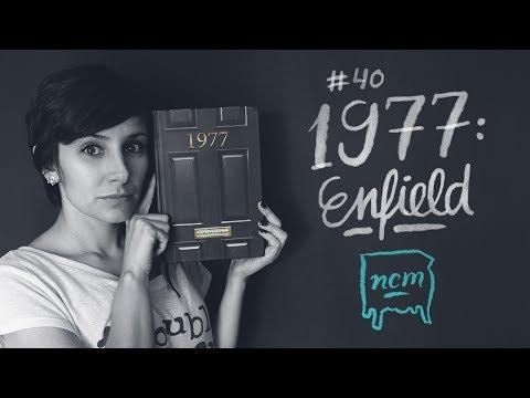 #40 1977 - ENFIELD   NO CRIADO-MUDO