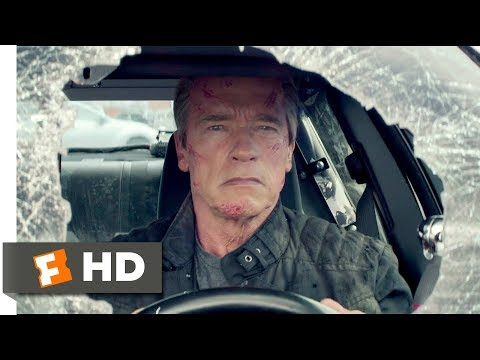 Terminator Genisys (2015) - Golden Gate Chase Scene (7/10) | Movieclips