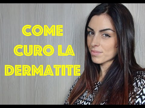 Dermatite di atopic come neurodermatitis