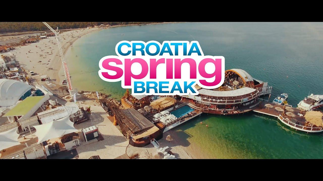 Video zum Croatia Spring Break