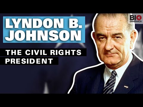 Lyndon B. Johnson: The Civil Rights President