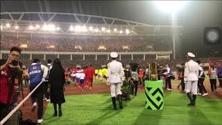 Màn Hát Quốc Ca Việt Nam ! Trận Chung Kết AFF Cup 15122018