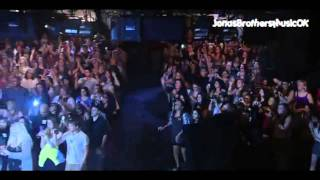 Joe Jonas - Love Slayer on letterman show live