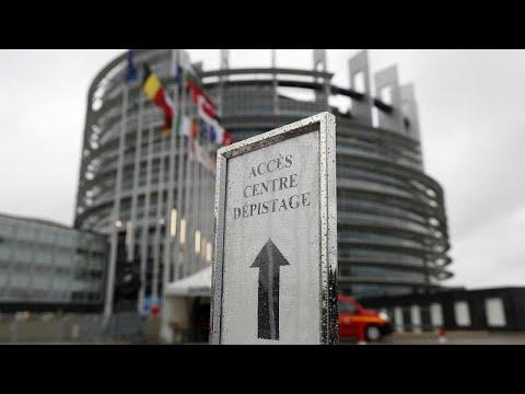 Ακυρώθηκε η ολομέλεια του Ευρωκοινοβουλίου στο Στρασβούργο…