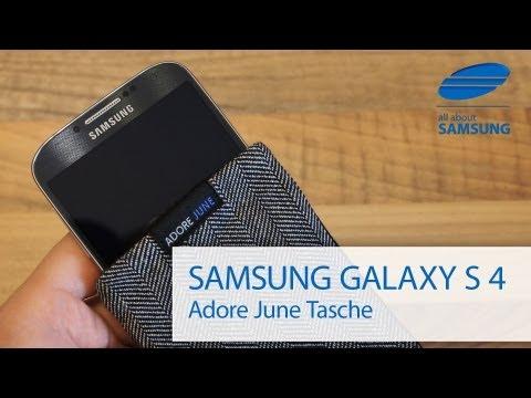 Samsung Galaxy S4 Tasche Hülle von Adore June